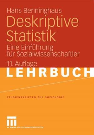 Deskriptive Statistik af Hans Benninghaus