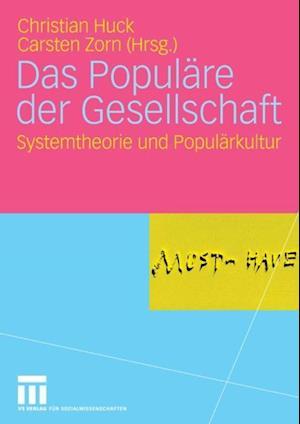 Das Populare der Gesellschaft