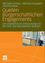 Quellen Burgerschaftlichen Engagements