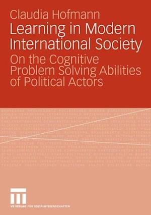 Learning in Modern International Society af Claudia Hofmann