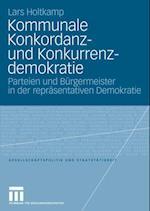 Kommunale Konkordanz- und Konkurrenzdemokratie