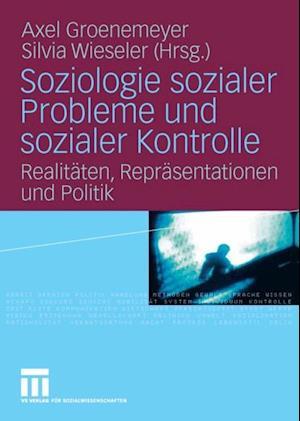 Soziologie sozialer Probleme und sozialer Kontrolle