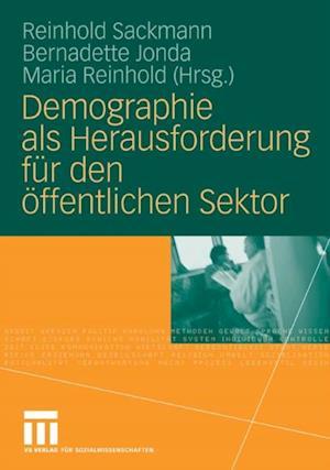 Demographie als Herausforderung fur den offentlichen Sektor