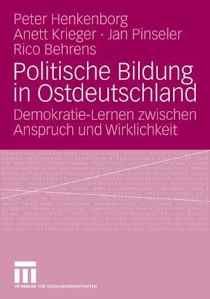 Politische Bildung in Ostdeutschland