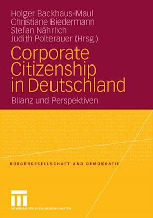 Corporate Citizenship in Deutschland
