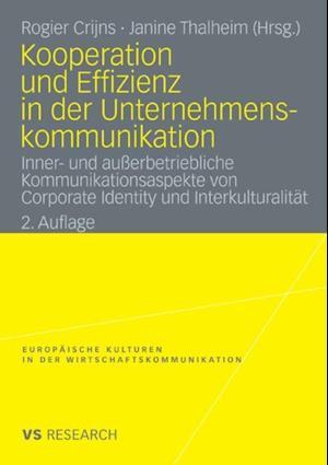 Kooperation und Effizienz in der Unternehmenskommunikation