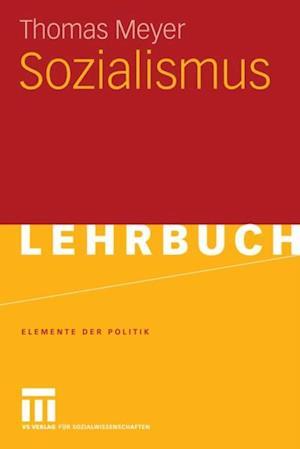 Sozialismus af Thomas Meyer