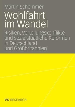 Wohlfahrt im Wandel af Martin Schommer