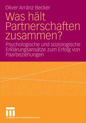 Was halt Partnerschaften zusammen? af Oliver Arranz Becker