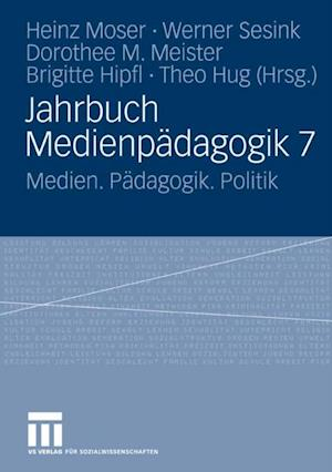 Jahrbuch Medienpadagogik 7