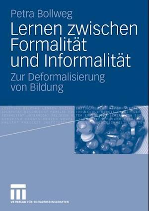 Lernen zwischen Formalitat und Informalitat