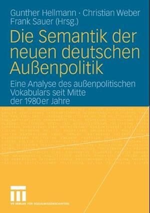 Die Semantik der neuen deutschen Auenpolitik