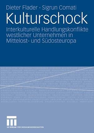 Kulturschock af Dieter Flader, Sigrun Comati