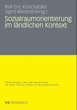 Sozialraumorientierung im landlichen Kontext