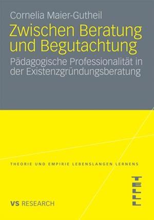Zwischen Beratung und Begutachtung af Cornelia Maier-Gutheil