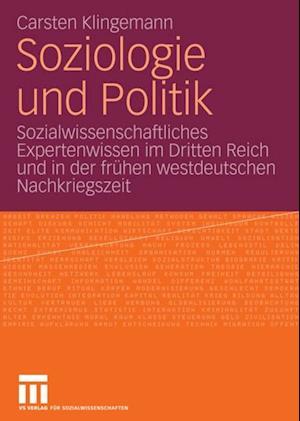 Soziologie und Politik af Carsten Klingemann
