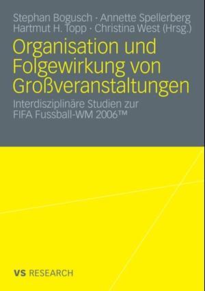 Organisation und Folgewirkung von Groveranstaltungen