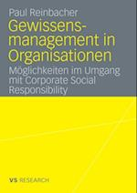 Gewissensmanagement in Organisationen af Paul Reinbacher