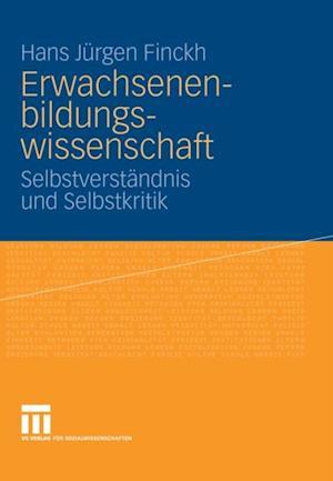 Erwachsenenbildungswissenschaft af Hans Jurgen Finckh