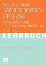 Mehrebenenanalyse af Wolfgang Langer