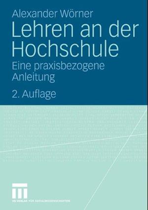 Lehren an der Hochschule af Alexander Worner