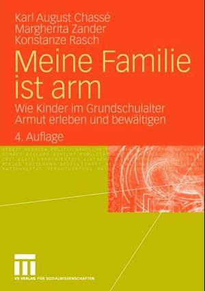 Meine Familie ist arm af Margherita Zander, Konstanze Rasch, Karl-August Chasse