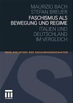 Faschismus als Bewegung und Regime