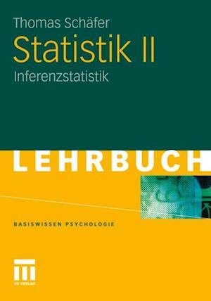 Statistik II af Thomas Schafer