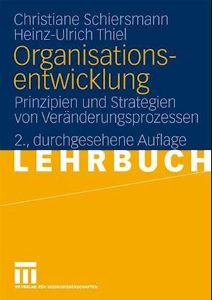 Organisationsentwicklung af Christiane Schiersmann, Heinz-Ulrich Thiel