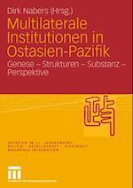 Multilaterale Institutionen in Ostasien-Pazifik