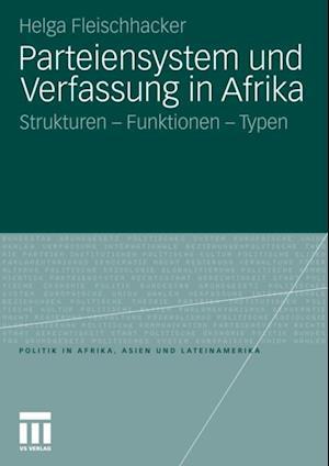 Parteiensystem und Verfassung in Afrika