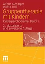 Gruppentherapie mit Kindern af Alfons Aichinger, Walter Holl