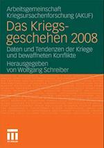 Das Kriegsgeschehen 2008