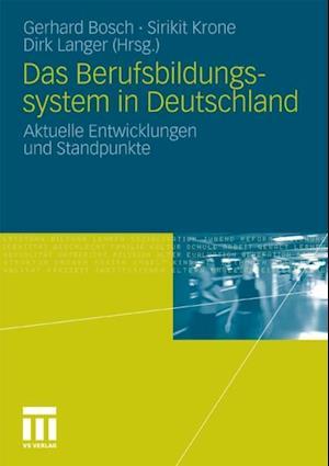 Das Berufsbildungssytem in Deutschland