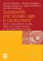 Sozialpolitik und soziale Lage in Deutschland