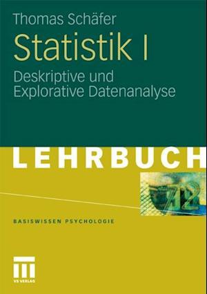 Statistik I af Thomas Schafer