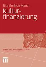 Kulturfinanzierung af Rita Gerlach-March