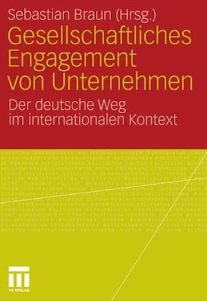 Gesellschaftliches Engagement von Unternehmen