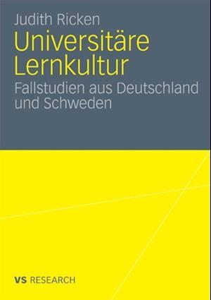 Universitare Lernkultur af Judith Ricken