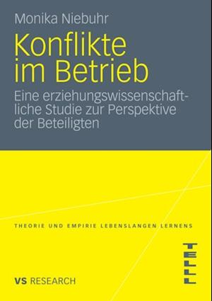 Konflikte im Betrieb af Monika Niebuhr