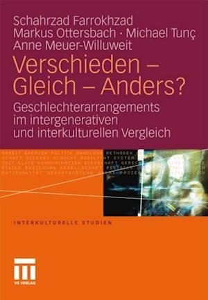 Verschieden - Gleich - Anders? af Markus Ottersbach, Schahrzad Farrokhzad, Michael Tunc