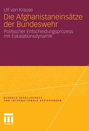 Die Afghanistaneinsatze der Bundeswehr af Ulf Von Krause