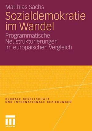 Sozialdemokratie im Wandel af Matthias Sachs