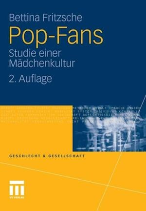 Pop-Fans af Bettina Fritzsche