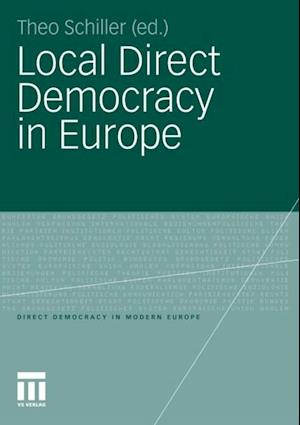 Local Direct Democracy in Europe