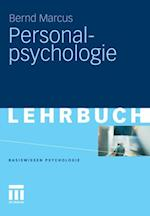 Personalpsychologie af Bernd Marcus