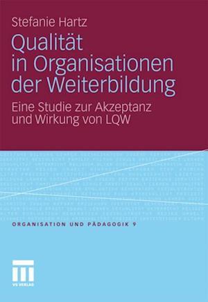 Qualitat in Organisationen der Weiterbildung