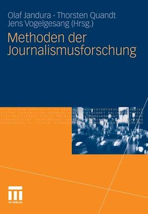 Methoden der Journalismusforschung