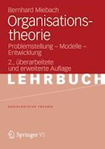 Organisationstheorie af Bernhard Miebach