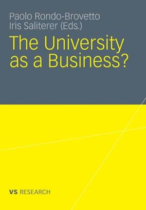 University as a Business